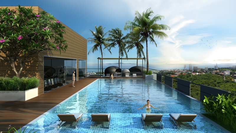 Thailand | Pattaya Apartments | UK£ 9,000