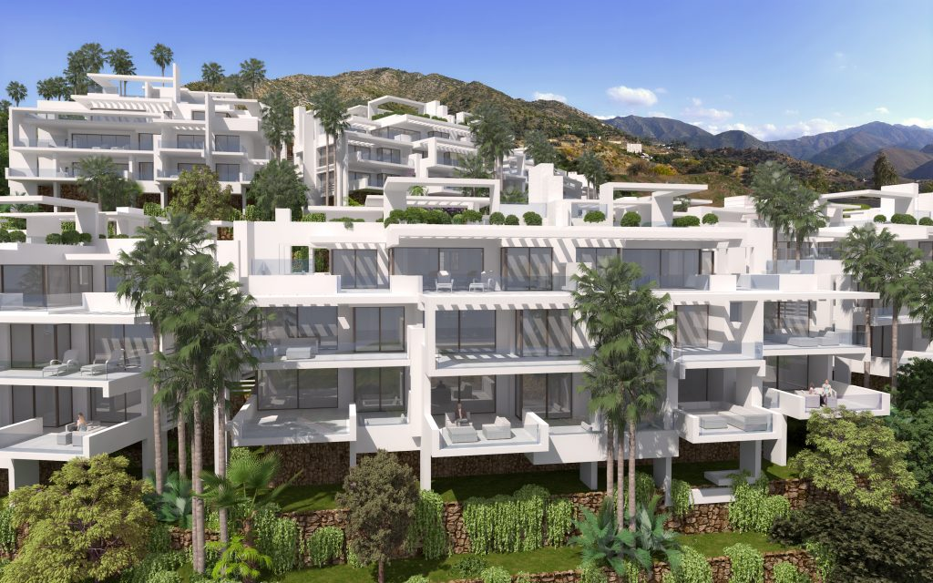 Marbella luxurious apartments and Penthouse 10% discount