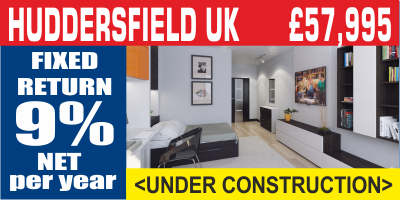 HUDDERSFIELD | Crane Court | UK Buy To Let
