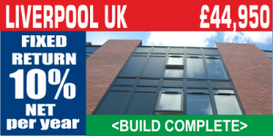Liverpool UK Purpose Built Student Property Investment