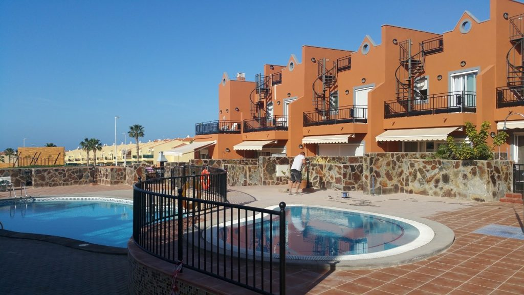 Tenerife luxury town house close to beach,reduced to sell