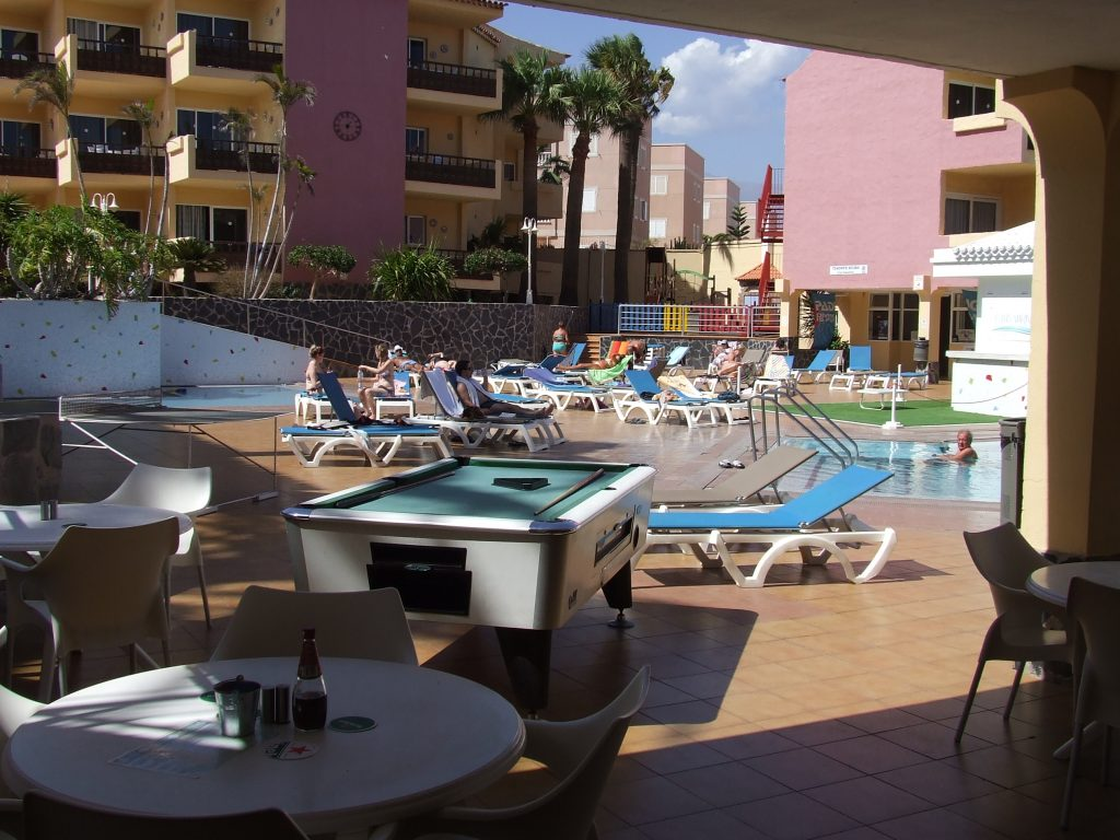 Tenerife Pool Bar for sale
