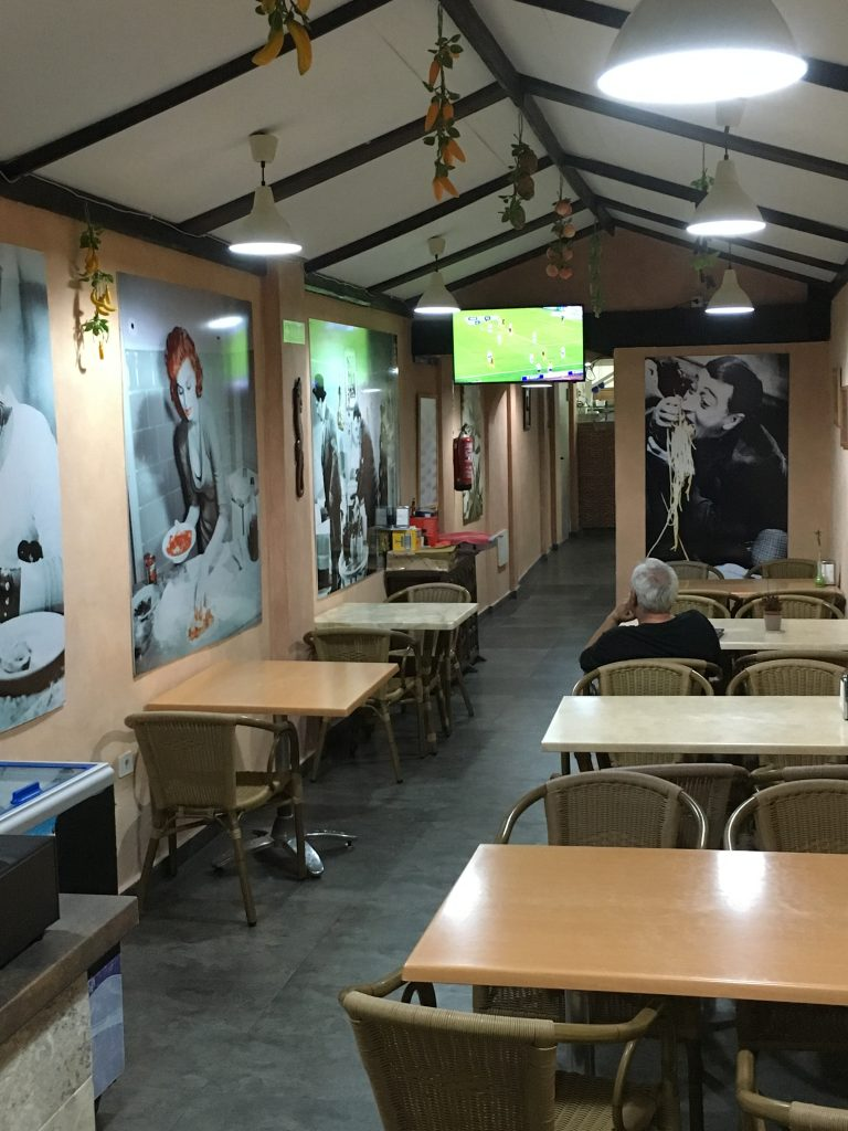 pizzeria business for sale in Adeje Tenerife