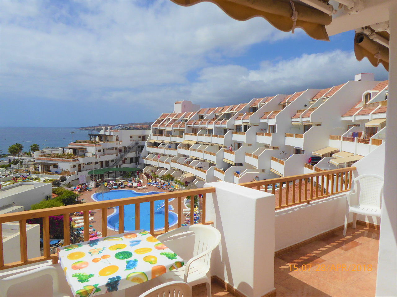 Tenerife Holiday Apartment for Rent €750 week