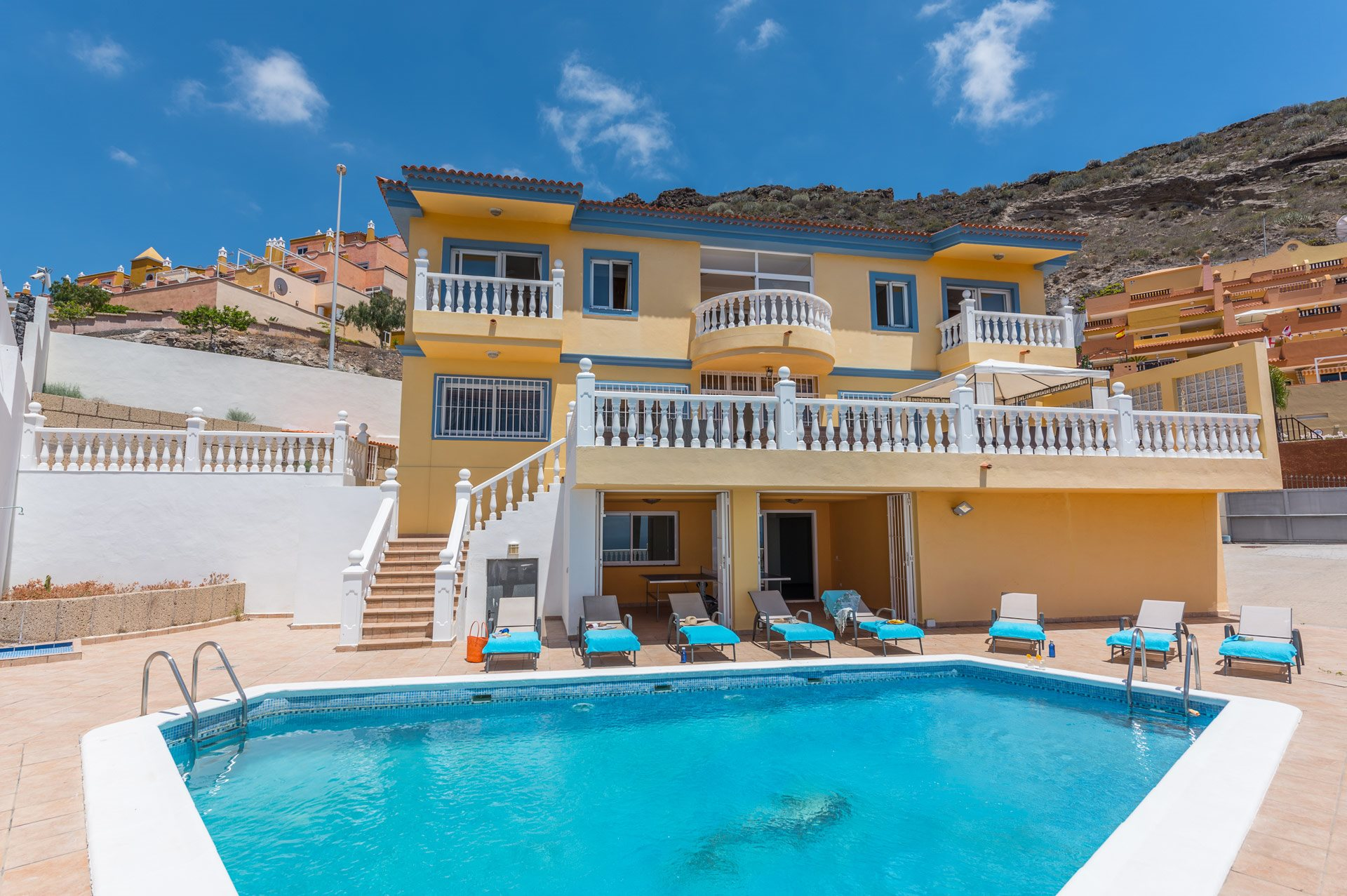 Tenerife  Holiday Rental  Luxury Villa  from €45 pppn – My World Property